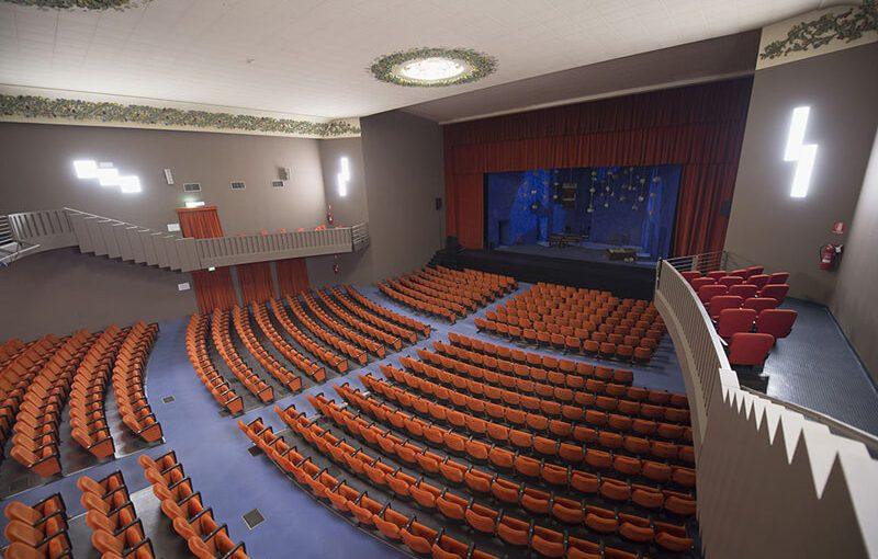 Teatro Celebrazioni Bo