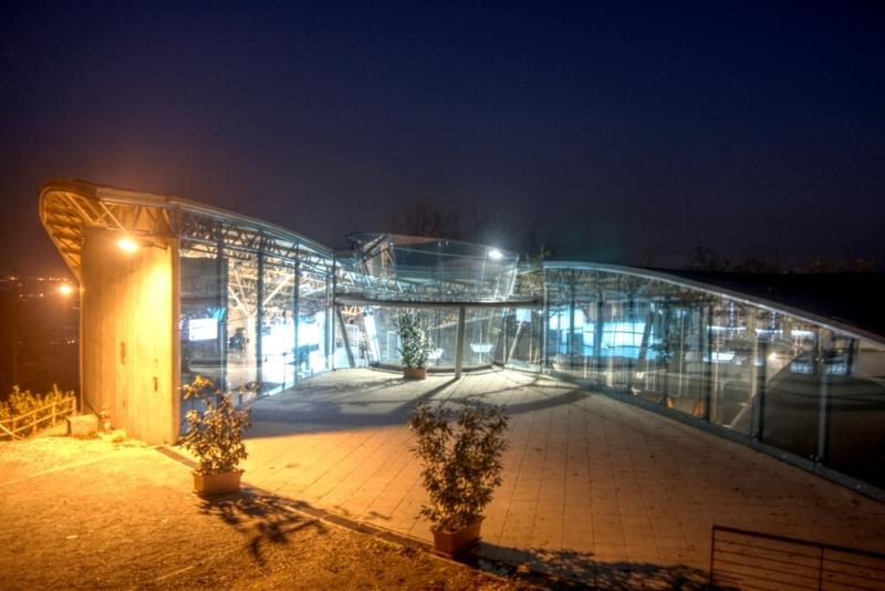 nightfall on planetarium e1424853383181 Locali, luoghi..posti