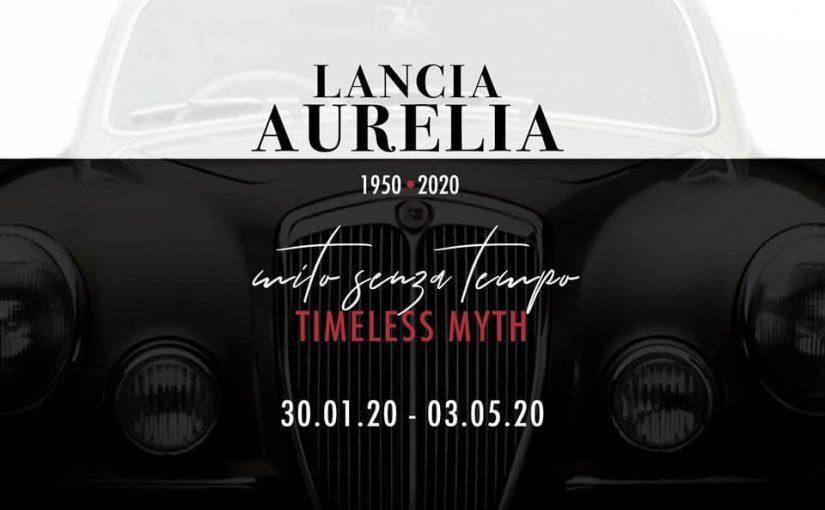 84876901 3445471268860057 7752495709642817536 o 825x510 Lancia Aurelia 1950-2020. Mito senza tempo