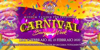 Carnival Burger Week