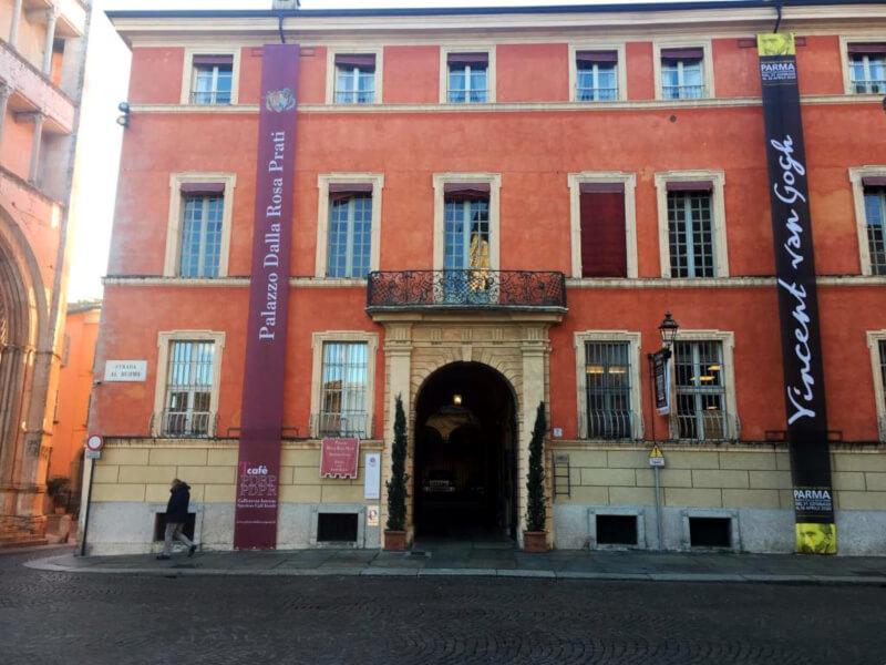 Palazzo Dalla Rosa Prati Esterno Festival Verdi Home Streaming
