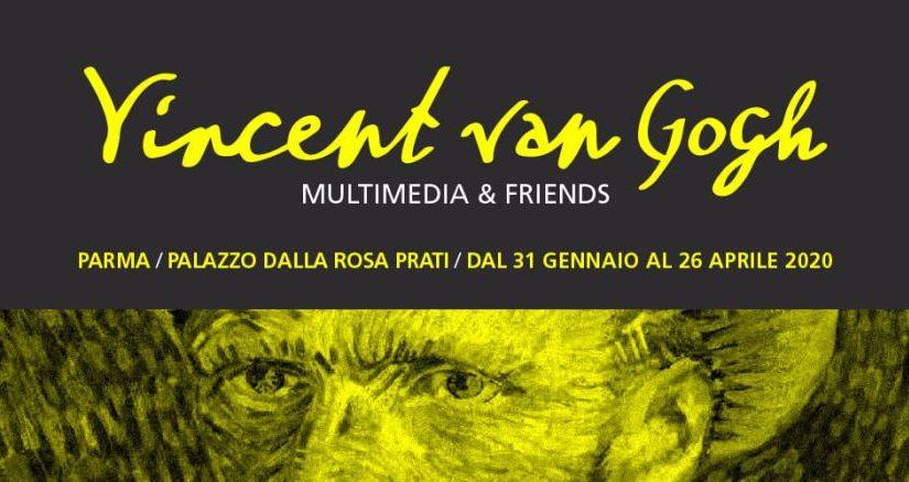 Slide Parma Van Gogh 825x438 Van Gogh Multimedia Experience
