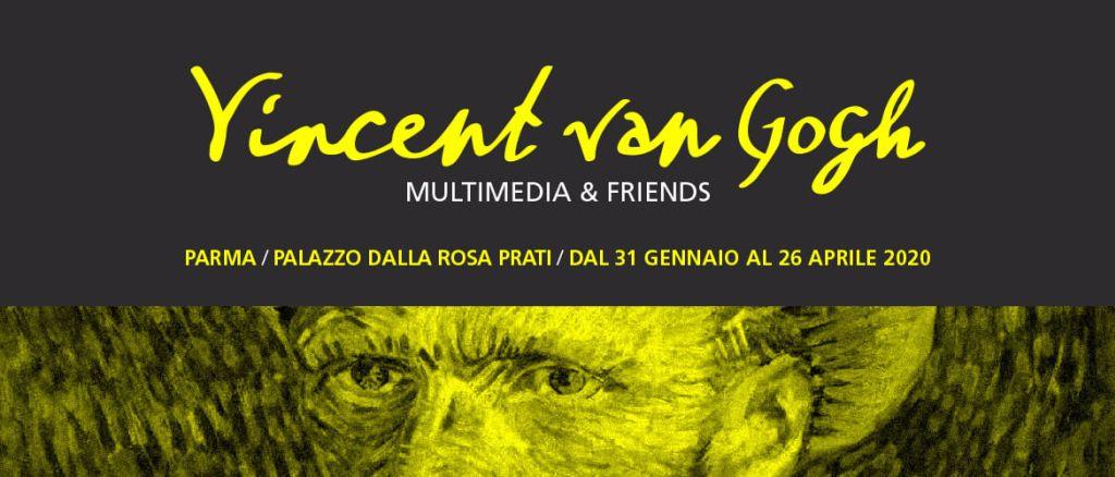 Slide Parma Van Gogh Eventi, serate..robe