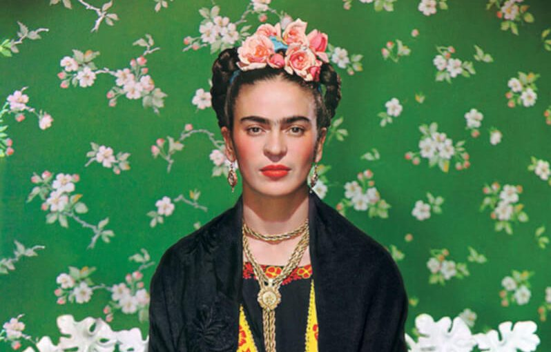 frida kahlo torino mostra 2020 1 798x510 Faces of Frida in digitale