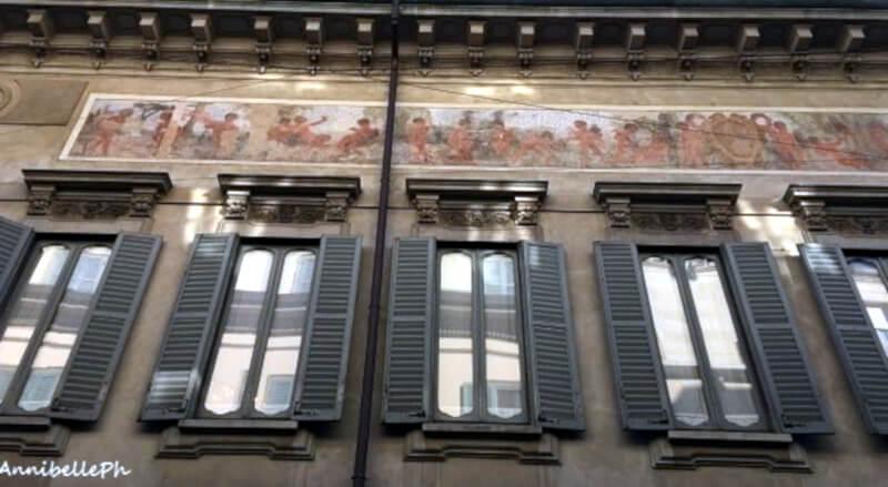 palazzo morado milano