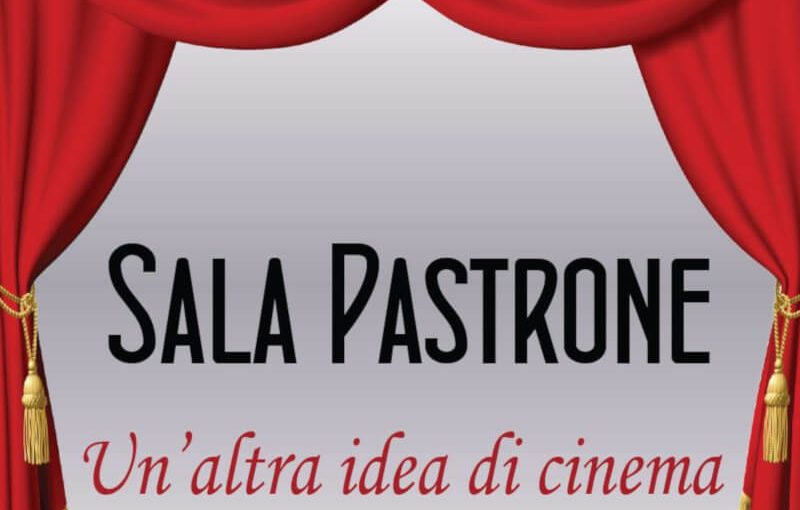 sala pastrone cinema