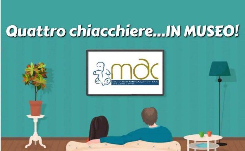 90066883 107016857600272 2421921892026810368 o 825x510 Quattro Chiacchiere...IN MUSEO!