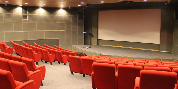 Cinema Sala Pastrone #Fiera del Tartufo Bianco D'Alba Digital