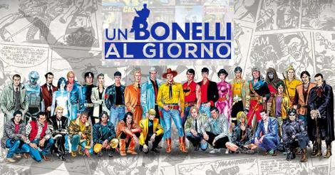 Un Bonelli al Giorno: eroi dei fumetti classici in digitale