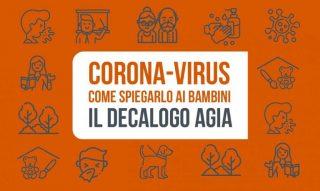 *Corona-virus.Come spiegarlo ai bambini