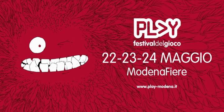 PLAY Festival del Gioco 2020