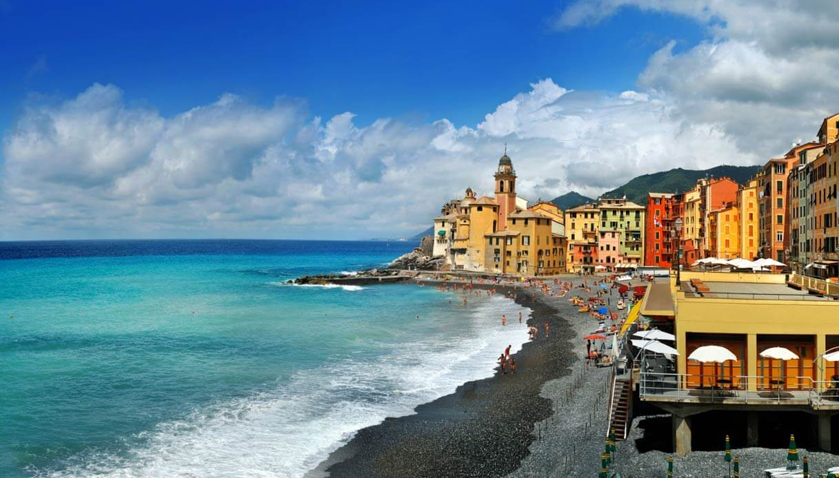 camogli Acquario di Genova