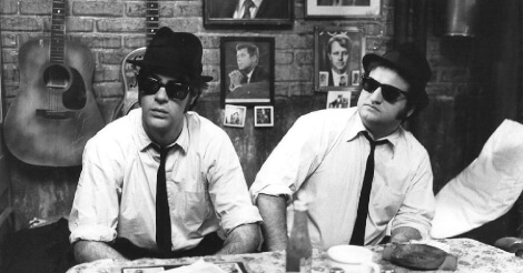 Chesssifaceva 16 Giugno 1980 The Blues Brothers HOME