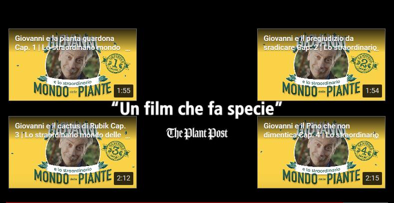 Screenshot 2020 06 14 Giovanni e lo straordinario mondo delle piante Trailer IT RICOLA Eventi, serate..robe