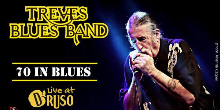 Treves Blues Band ✦ Live at Druso Bergamo