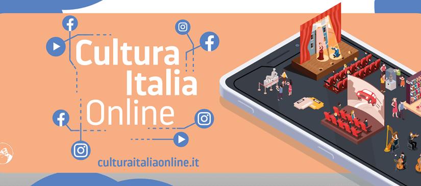 Cultura Italia Online