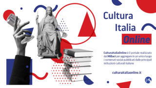 #CulturaItaliaOnline