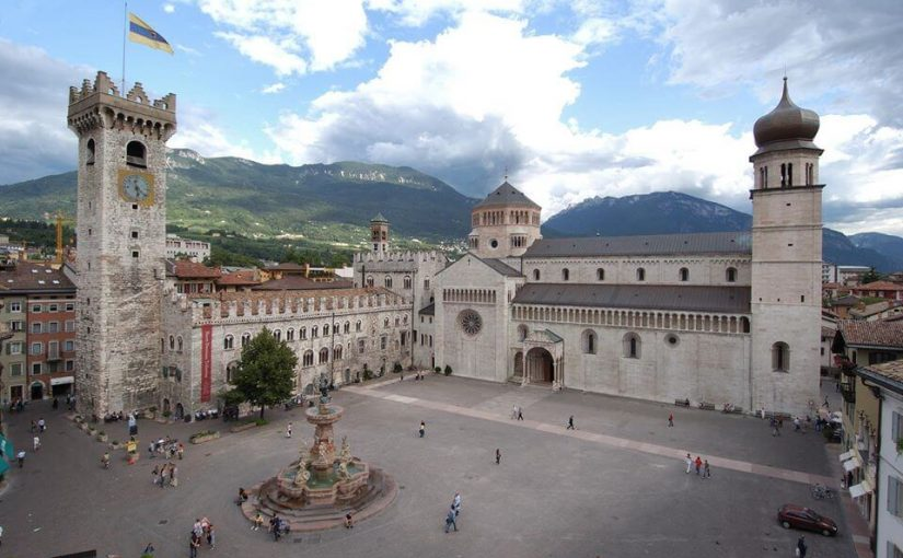 Piazza Duomo Trento