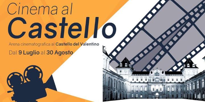 Cinema al Castello del Valentino Provincia Italica