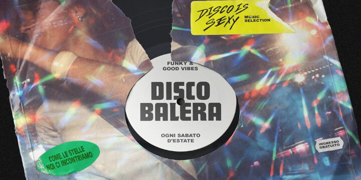 Disco Balera - Ogni sabato d'estate
