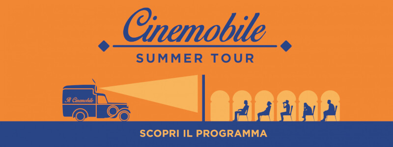 Cinemobile Summer Tour