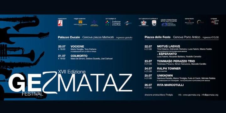 Gezmataz Festival 2020 Eventi, serate..robe