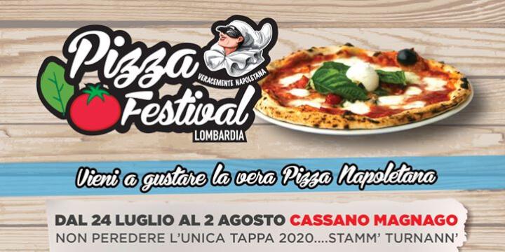 Pizza Festival Lombardia 2020 Eventi, serate..robe