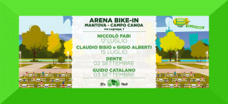 #Bike-In Arena Mantova