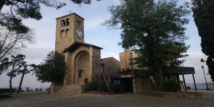 """Antica Pieve di Vernasca Horror Night """"Il Castello degli Orrori"""""""