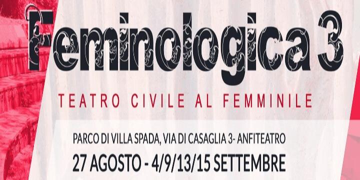 Feminologica 3 Parco di Villa Spada Bologna Eventi, serate..robe