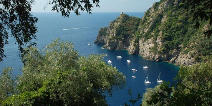 Parco Regionale di Portofino Anni Venti in Italia