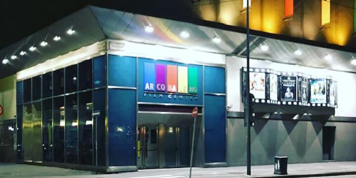 Arcobaleno Multisala Milano Cinenauta Una Galleria Nazionale