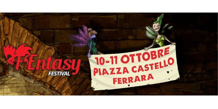FEntasy FEstival 2020 Ferrara Eventi, serate..robe