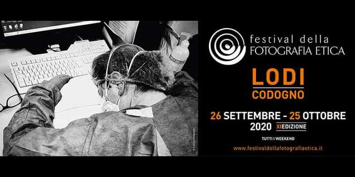 Festival della Fotografia Etica 2020 Eventi, serate..robe