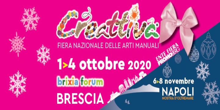 Fiera Creattiva a Brescia Eventi, serate..robe