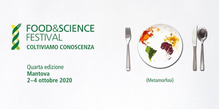 Food Science Festival 2020 Mantova Eventi, serate..robe