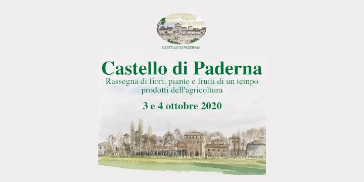 Frutti Antichi Castello di Paderna  Eventi, serate..robe