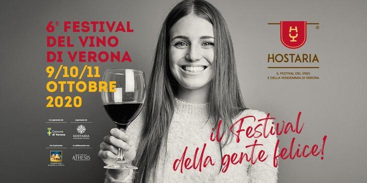 Hostaria 2020 Festival Del Vino Di Verona Eventi, serate..robe