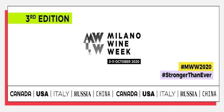 Milano Wine Week 2020 Eventi, serate..robe