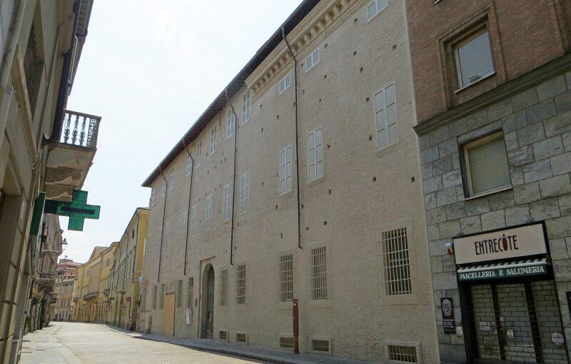 Palazzo Tarasconi Foto Wikipedia