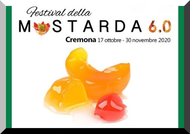 Festival della Mostarda 6.0 Eventi, serate..robe