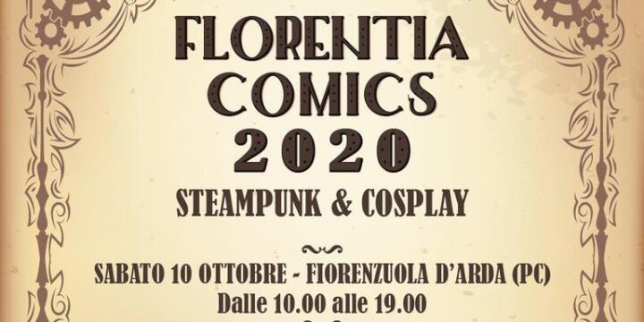 Florentia Comics 2020 Eventi, serate..robe