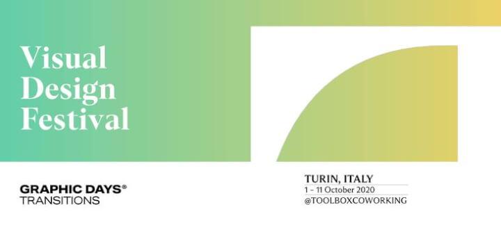 Graphic Days Torino 2020 Eventi, serate..robe