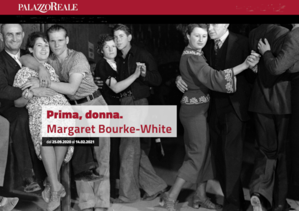 Prima donna Margaret Bourke White 1 Eventi, serate..robe