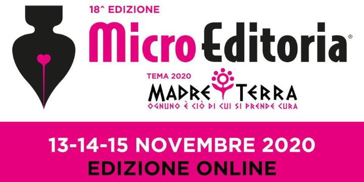Microeditoria 2020 Eventi, serate..robe