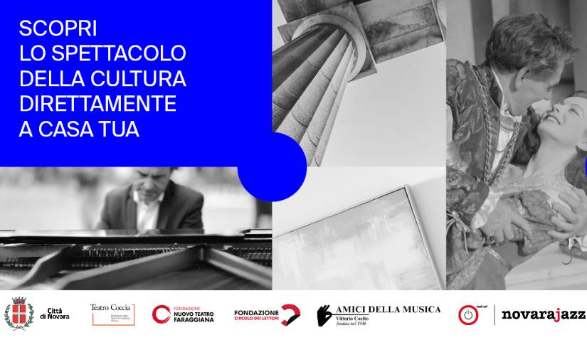 Screenshot 2020 11 24 La cultura e essenziale1 825x478 #Cultura on line a Novara