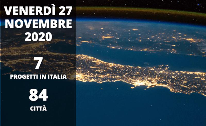 Screenshot 2020 11 27 NOTTE EUROPEA DEI RICERCATORI IN ITALIA Vivi il lungo viaggio nel mondo della ricerca1 Eventi, serate..robe