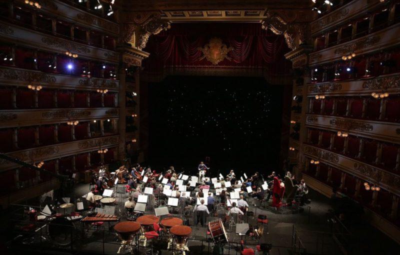 concerto di natale teatro scala di milano