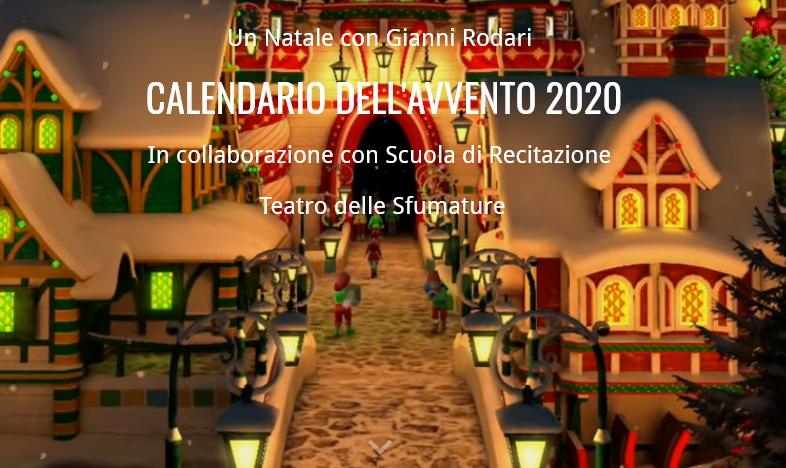 Screenshot 2020 12 05 Calendario dellavvento Eventi, serate..robe