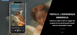 """#apre online la mostra """"Tiepolo. Venezia, Milano, l'Europa"""""""